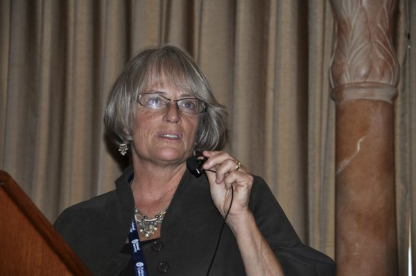 Diana Guest at IIBA Conference 2011